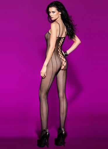 Özel Bölgesi Açık Sexy Vücut Çorap - 0545 356 96 07