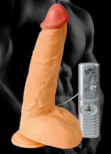 Mighty Muscle 23 Cm Realistik Penis Vibratör - 490 TL