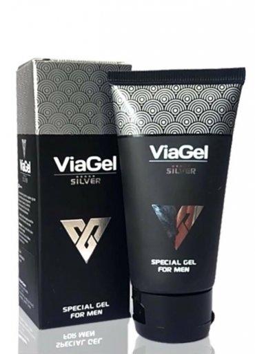 Viagel Silver Penis Bakım Geliştirme Kremi - 0545 356 96 07