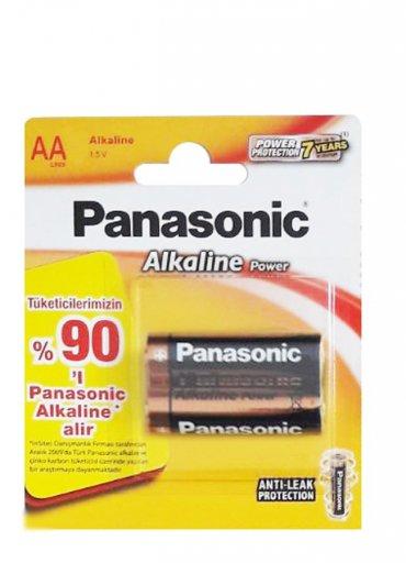 Panasonic Power Alkalin 2xAA Kalem Pil - 0545 356 96 07
