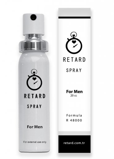 Retard For Men Sprey