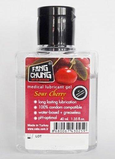 Fang Chung Vişne Aromalı Kayganlaştırıcı - 50 TL