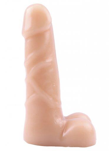 T Skin Spread Me Gerçekçi Dildo 16.5 Cm - 0545 356 96 07