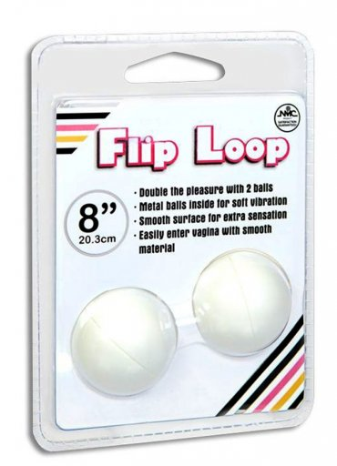 Flip Loop Vajina Kegel Topları
