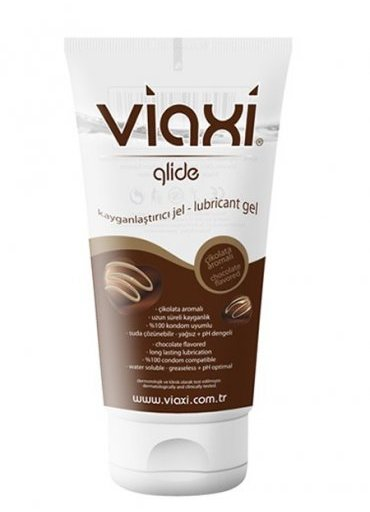 Çikolatalı Viaxi Glide Kayganlaştırıcı Jel 100 ml