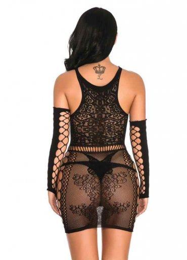 Nokta Shop Mini Elbise Vücut Çorabı - 0545 356 96 07