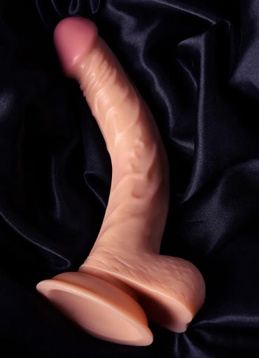 Curved Passion 19 Cm Dildo - 0545 356 96 07