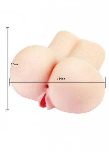Vibration Pleasure Ass Vajina