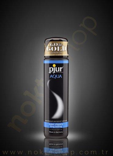Aqua Pjur Üst Seviye Su Bazlı Kayganlaştırıcı - 0545 356 96 07