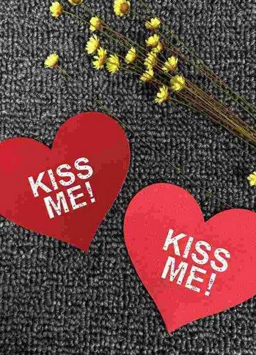 Kiss Me Gögüs Ucu Kapatıcı - 0545 356 96 07