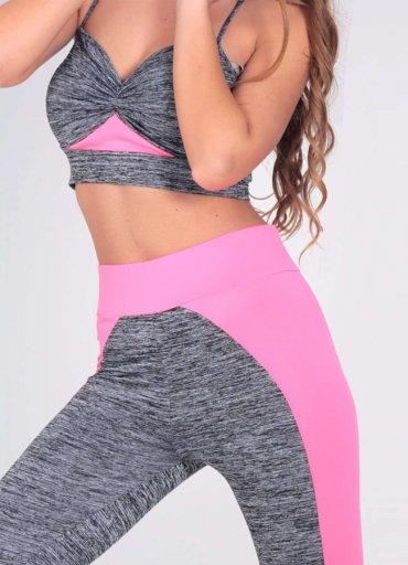 Fonksiyonel Fitness 2li Set Tayt - 0545 356 96 07