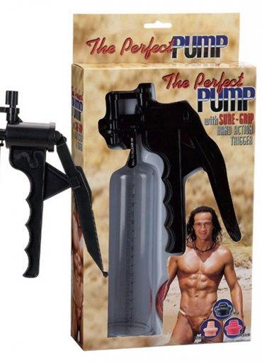 Lastikli Penis Pompası