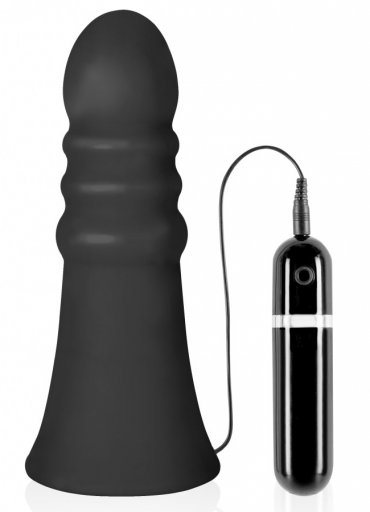 Butt Buddy 20 Cm Titreşimli Silikon Anal Tıkaç - 0545 356 96 07