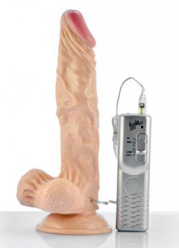 Enduro Blaster 8 5 inç 3 Kademeli Titreşimli Penis - 0545 356 96 07