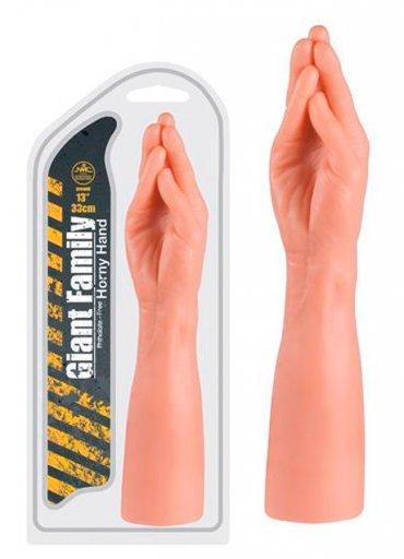 Giant Family Horny Hand 33 Cm El Dildo