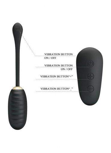 Kumandalı Güçlü Orgazm Vibratörü