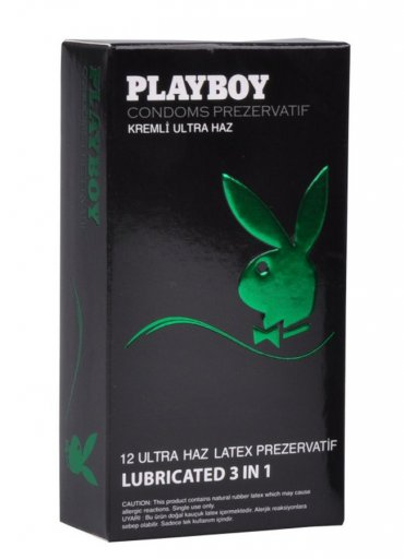 Playboy 3in1 12 li Ultra Haz - 0545 356 96 07