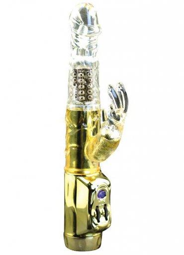 Altın Renkli Tavşan Vibratörü