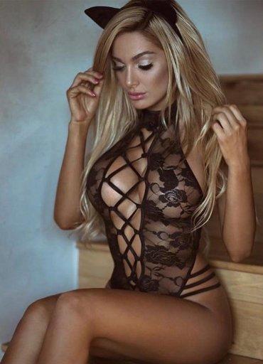 Sexy Desenli Babdoll - 0545 356 96 07