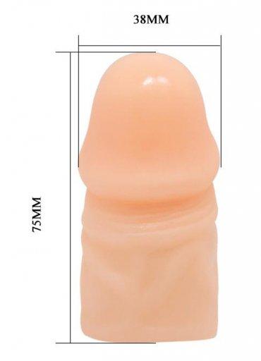 Penis Kılıfı Uzatmalı