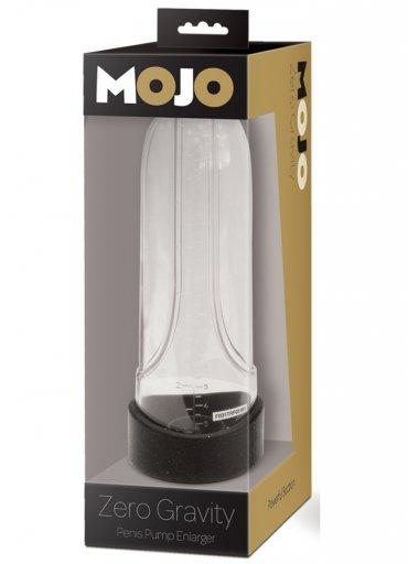 Mojo Zero Gravity Penis Pompası Şeffaf