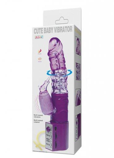Baby Tavşan Orgazm Vibrator - 0545 356 96 07