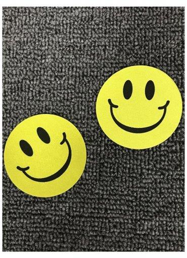 Gülücük Desenli Göğüs Ucu Kapatıcı - 0545 356 96 07