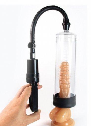 Pompalı Sökülebilir Mekanizmalı Penis Pompası - 0545 356 96 07