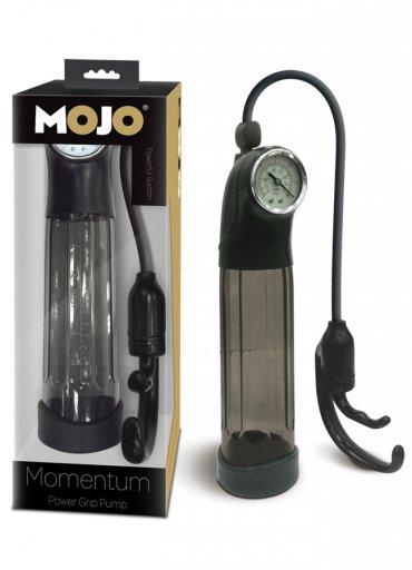 Mojo Momentum Analog Göstergeli Penis Pompa - 0545 356 96 07