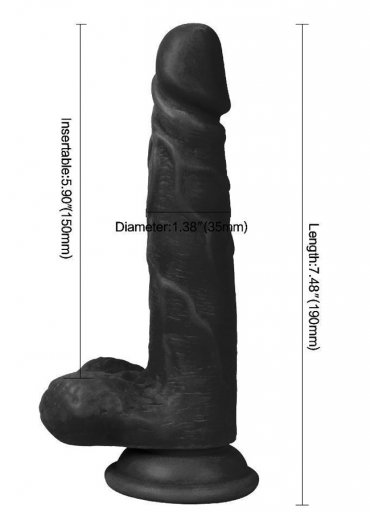 Dragon Zenci Et Dokusu Süper Realistik 19 CM - 0545 356 96 07