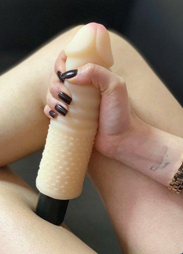 Extra Gerçekçi Yumuşak Doku Real Feel Vibratör