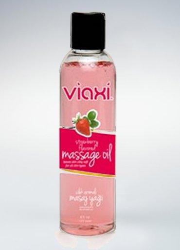 Viaxi Masaj Yağı Çilek Aromalı 177 ml - 80 TL