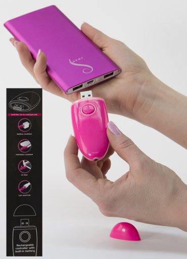 USB Şarjlı G Girl Style Climax Vibratör