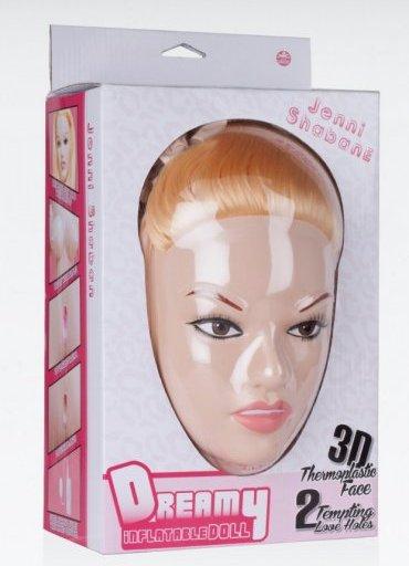 Dreamy 3D Şişme Bebek Jenni Shabane - 700 TL