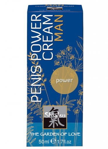Shiatsu Power Cream For Men - 290 TL