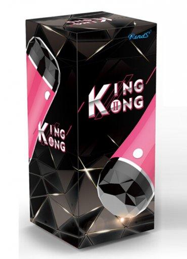 King Kong Titreşimli Suni Vajina Mastürbatör - 0545 356 96 07