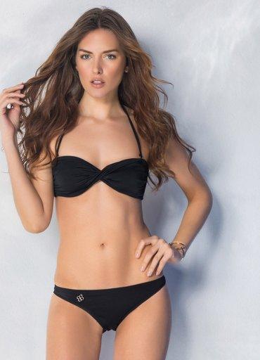 Seksi Fiyonk Kurdele Tasarım Bikini