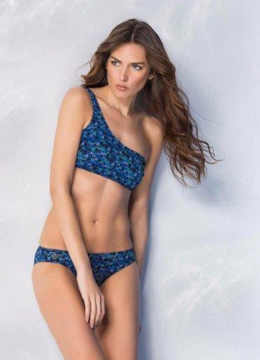 Çok Renkli Seksi Tasarım Bikini Melia