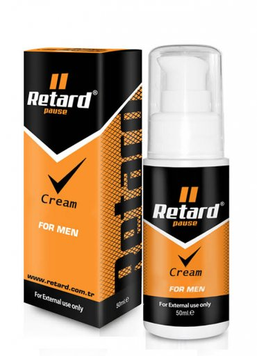 Retard Longtime Cream For Men - 0545 356 96 07