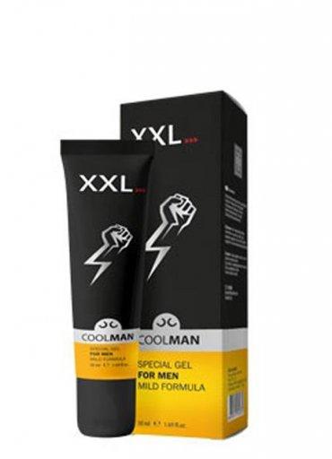 Coolman XXL Penis Bakım Kremi 50 ML