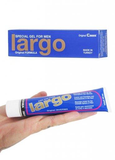 Largo King Size Penis Enlargement Cream - 0545 356 96 07