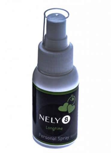 Nely8 Longtime Personel Spray - 0545 356 96 07