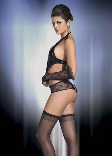 Sexy Lame Deri Takım - 0545 356 96 07