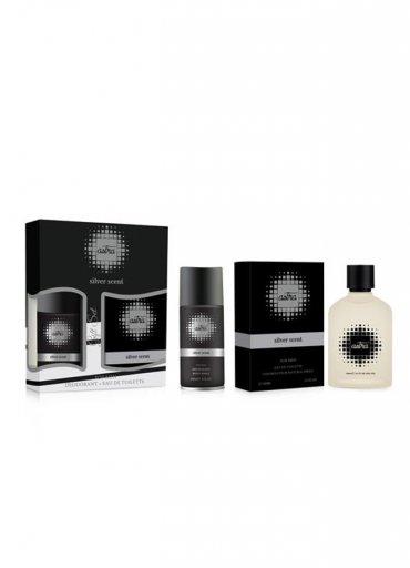 Astra Silver Scent Parfüm ve Deodorant Set - 0545 356 96 07