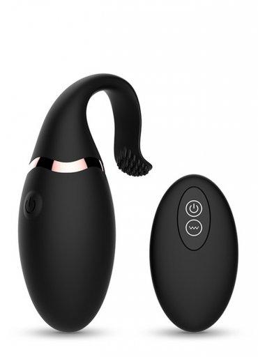 Lush Serisi 10 Titreşim Mod G Noktası Orgazm Vibratörü