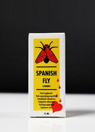 Spanish Fly Damla Nokta Sex Shop