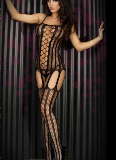 Nokta Shop Fileli Seksi Vücut Çorabı - 0545 356 96 07