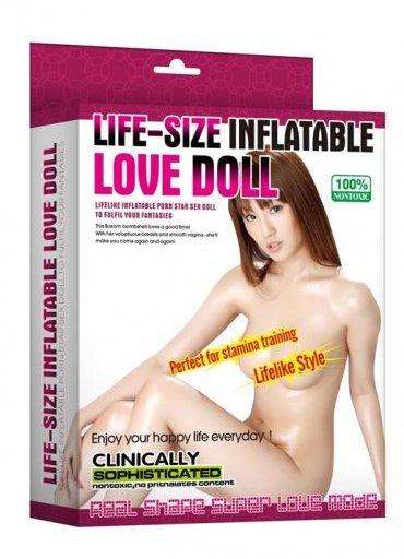 Love Doll Gerçekçi Boyutta Şişme Bebek - 0545 356 96 07