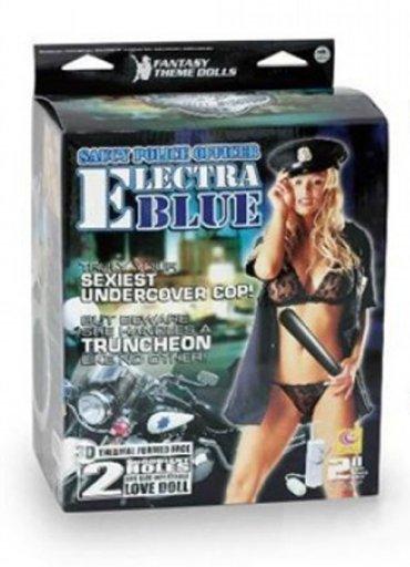 Electra Blue Polis Şişme Kadın - 630 TL