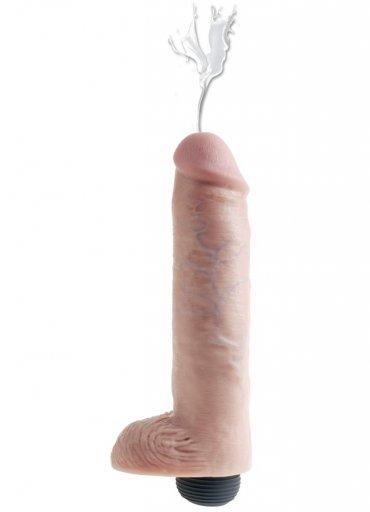 King Cock Boşalmalı Penis